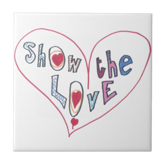 Show the Love Tile