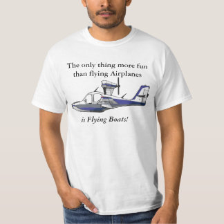 Show the world your love of Seaplanes T-Shirt