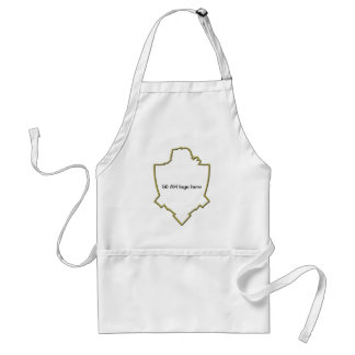 Show us whos your Hero Standard Apron
