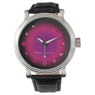 "Show vintage style ""Starlight night "" Watch"