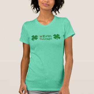 Show your Irish Pride, by going commando T-Shirt
