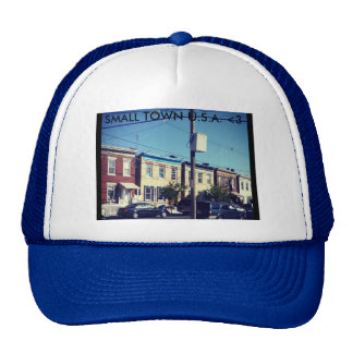 Show your love for Small Town U.S.A.! Mesh Hat