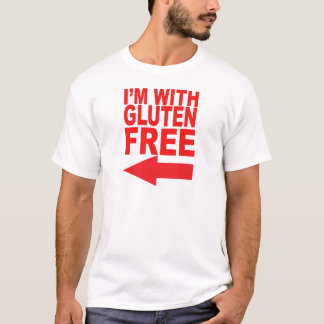 Show your support for your Gluten-Free loved one! T-Shirt
