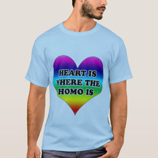 Show your support of gay rights! T-Shirt
