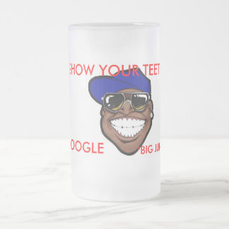 SHOW YOUR TEETH MUG