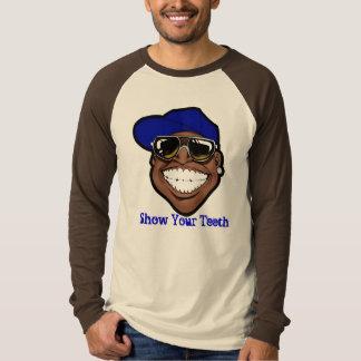 Show Your Teeth Tee