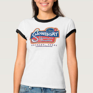 Showboat Drive In Weathered Ringer Tee