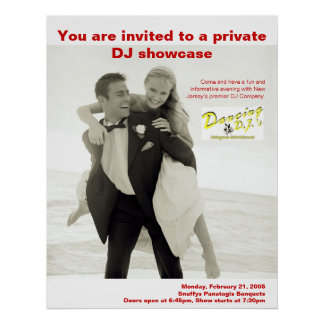 showcase poster