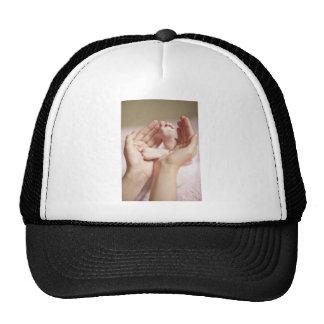 Shower Crib Nursery Expecting Parent Mother Trucker Hat