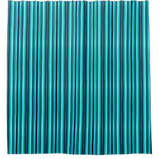 Shower Curtain - 087 - Blue