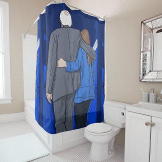 Shower Curtain BERNIE N JANE LOVE
