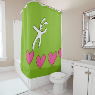 Shower Curtain by BixTheRabbit