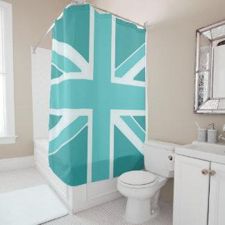 Shower Curtain Drapeau UK