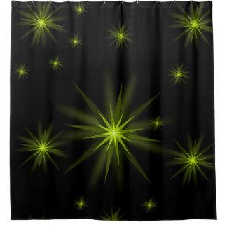 Shower Curtain Stars