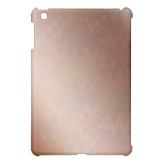 Shower Heart Garland on Golden Platter Cover For The iPad Mini