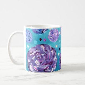 Shower Me With Flowers Coffee Mug
