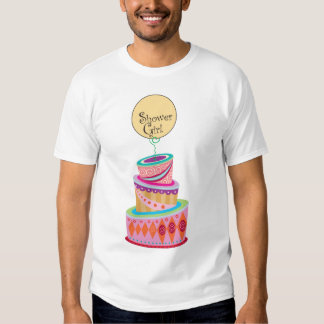 Shower Template T Shirt