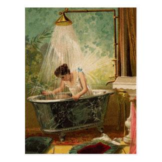 Shower the Bride Postcard