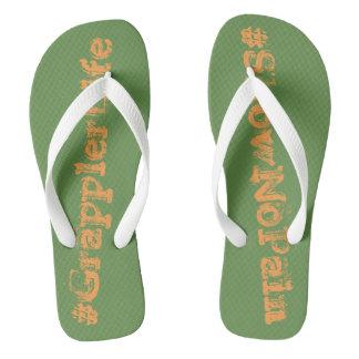 #ShowNoPain Flip Flops
