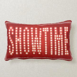 Showtime Lights Lumbar Pillow