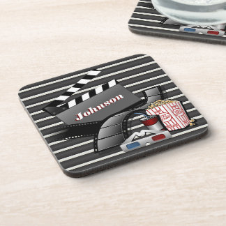 Showtime Movie Pictures Coasters