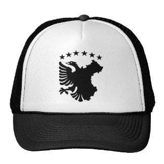 Shqipe - Autochthonous Flag Trucker Hat