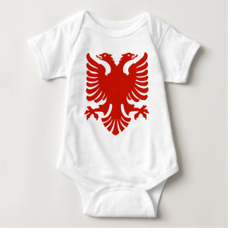 Shqipe - Double Headed Griffin Baby Bodysuit