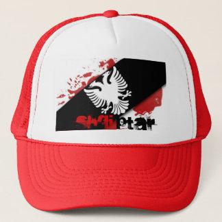 shqiptar trucker hat