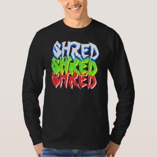 """""""shred cubed"""" Team Jersey T-Shirt"""
