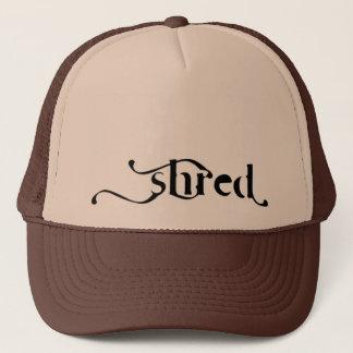 "SHRED ""triumph"" Trucker Trucker Hat"