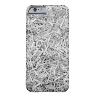 Shredded Paper Barely There iPhone 6 Case
