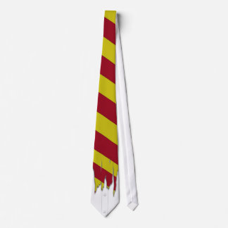 Shredded Tie