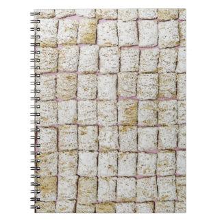 Shredded Wheat Notebook