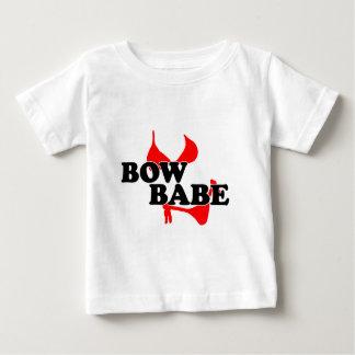 Shredders Bow Babe Baby T-Shirt