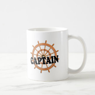 Shredders Captain Coffee Mugs