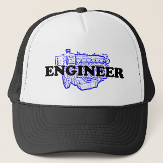 Shredders Engineer Trucker Hat