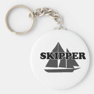 Shredders Skipper Keychain