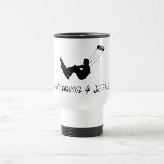 Shredding4Jesus Travel Mug