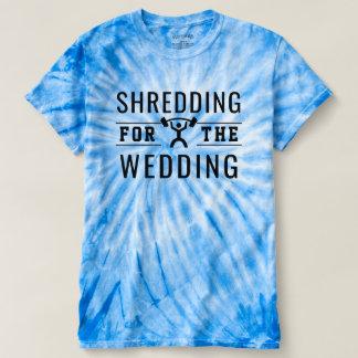 Shredding for the Wedding T-shirt