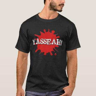 Shreds: YASSEAH T-Shirt!  Paint Splash T-Shirt