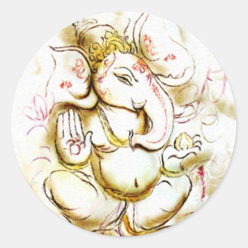 Shree Ganesh Stickers
