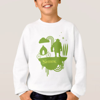 Shrek Fairy Tale Silhouette Sweatshirt