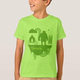 Shrek Fairy Tale Silhouette T Shirt