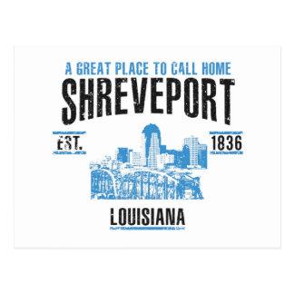 Shreveport Postcard