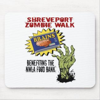 Shreveport Zombie Walk Mouse Pads
