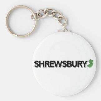 Shrewsbury, New Jersey Keychain