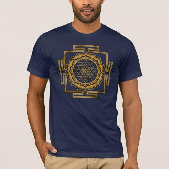 Shri Chakra Yantra T-Shirt