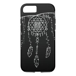 Shri Yantra / Dream Catcher iPhone 7 Case