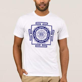 Shri Yantra, Lotus, Energie generator T-Shirt