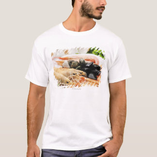 Shrimp and mussels T-Shirt